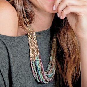 Mae Statement necklace